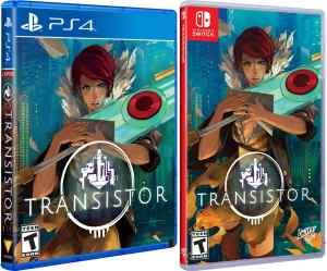 transistor standard edition retail limited run games ps4 nintendo switch cover limitedgamenews.com