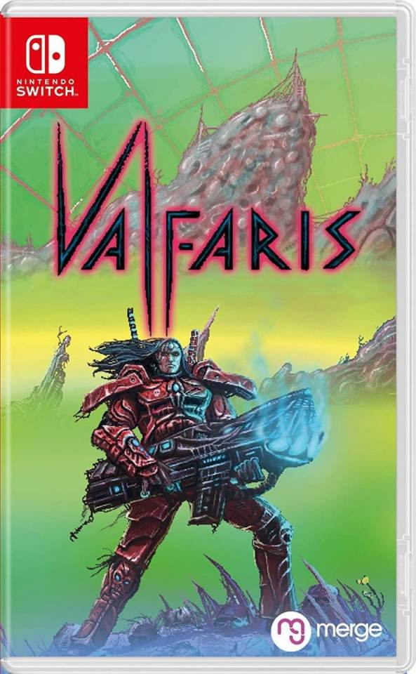 valfaris retail merge games nintendo switch cover limitedgamenews.com