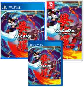 vasara collection retail strictly limited games ps4 ps vita nintendo switch cover limitedgamenews.com 01