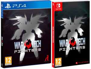 war tech fighters retail redartgames ps4 nintendo switch cover limitedgamenews.com