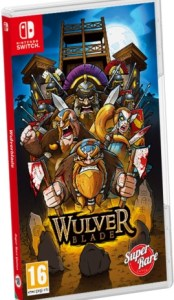 wulverblade retail super rare games nintendo switch cover limitedgamenews.com