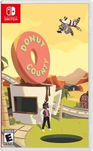 donut county retail iam8bit nintendo switch cover limitedgamenews.com