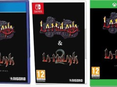 la mulana 1 2 limited edition physical release nis america nintendo switch cover limitedgamenews.com 1