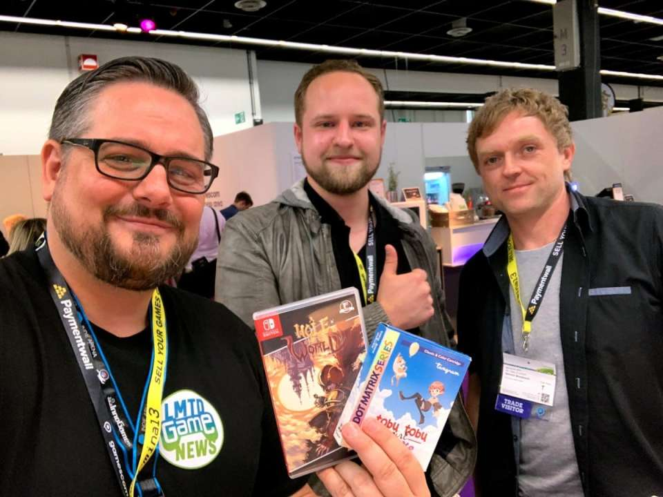 lgn con report gamescom 2019 meeting lennard tak first press games 001 limitedgamenews.com