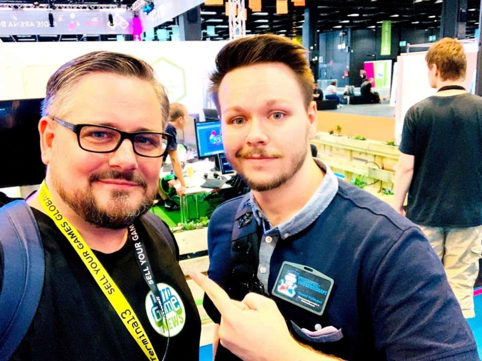 lgn con report gamescom 2019 meeting vg science limitedgamenews.com