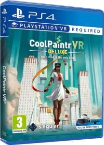 coolpaintr vr deluxe edition retail release ps4 psvr cover limitedgamenews.com