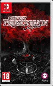 deadly premonition origins retail release numskull games nintendo switch cover limitedgamenews.com