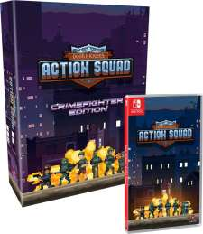 door kickers physical release collectors edition action squad crimefighter edition strictly limited games nintendo switch cover limitedgamenews.com