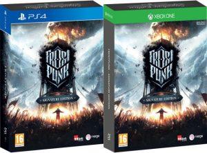 frostpunk signature edition games xbox one ps4 cover limitedgamenews.com