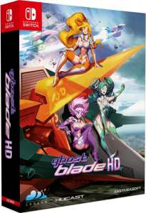 ghost blade hd limited edition eastasiasoft asia multi-language nintendo switch cover limitedgamenews.com