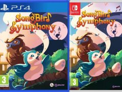 songbird symphony retail release nintendo switch ps4 cover limitedgamenews.com