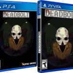 deadbolt physical release limited run games ps4 ps vita cover limitedgamenews.com