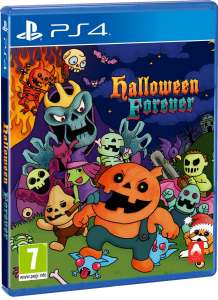 halloween forever physical release red art games nintendo switch cover limitedgamenews.com