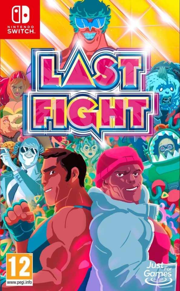 last fight retail release nintendo switch cover 2 limitedgamenews.com