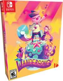 wandersong physical release limited run games pop-up edition nintendo switch cover limitedgamenews.com