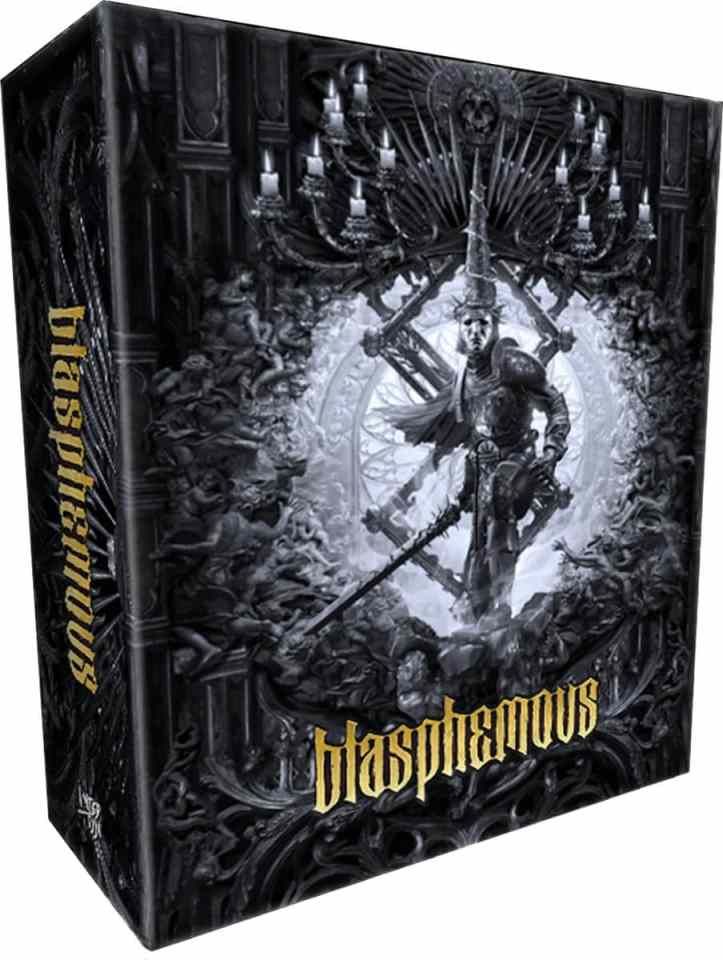 blasphemous physical release limited run games collectors edition edition ps4 nintendo switch cover limitedgamenews.com