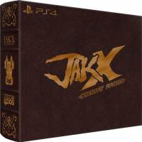 jak x combat racing physical release limited run games collectors edition ps4 cover limitedgamenews.com