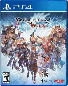 granblue fantasy versus physical release ps4 cover limitedgamenews.com