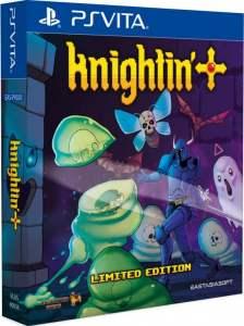 knightin plus limited edition asia multi-language eastasiasoft ps vita cover limitedgamenews.com