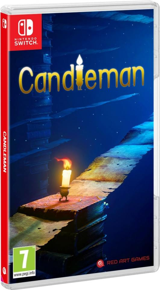candleman physical release redartgames nintendo switch cover limitedgamenews.com