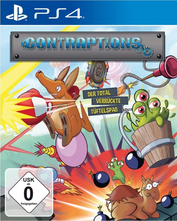 contraptions german retail markt und technik ps4 cover limitedgamenews.com