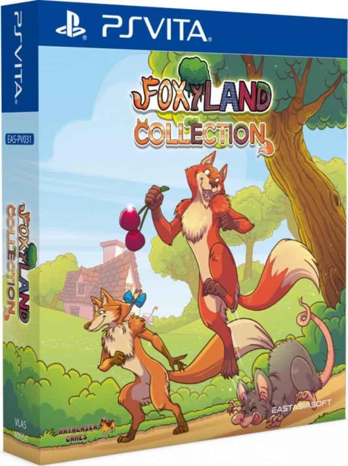 foxyland collection limited edition asia multi-language eastasiasoft ps vita cover limitedgamenews.com
