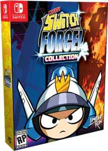 mighty switch force collection physical release limited run games collectors edition ps4 nintendo switch cover limitedgamenews.com