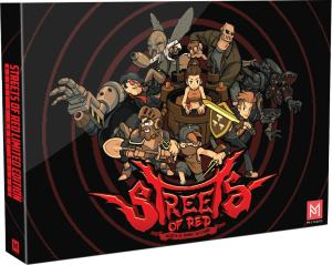 streets of red physical release collectors edition pm studios limited run games ps4 cover limitedgamenews.com