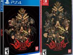 streets of red physical release standard edition pm studios limited run games ps4 nintendo switch cover limitedgamenews.com
