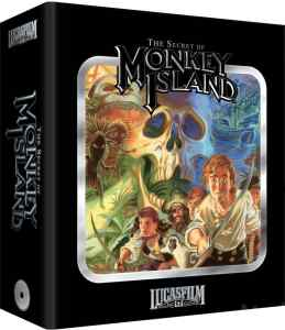 the secret of monkey island physical release limited run games premium edition sega cd cover limitedgamenews.com