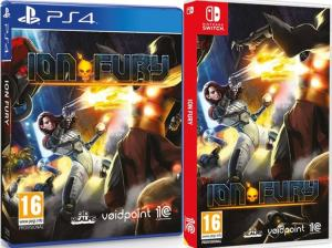 ion fury retail ps4 nintendo switch cover limitedgamenews.com