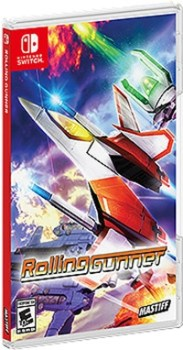 rolling gunner physical release physicality games nintendo switch cover limitedgamenews.com