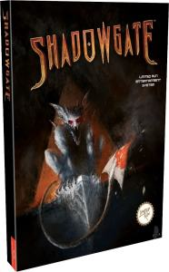 shadowgate classic edition physical release limited run games ps4 cover limitedgamenews.com