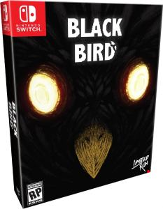 black bird collectors edition physical release limited run games nintendo switch cover limitedgamenews.com