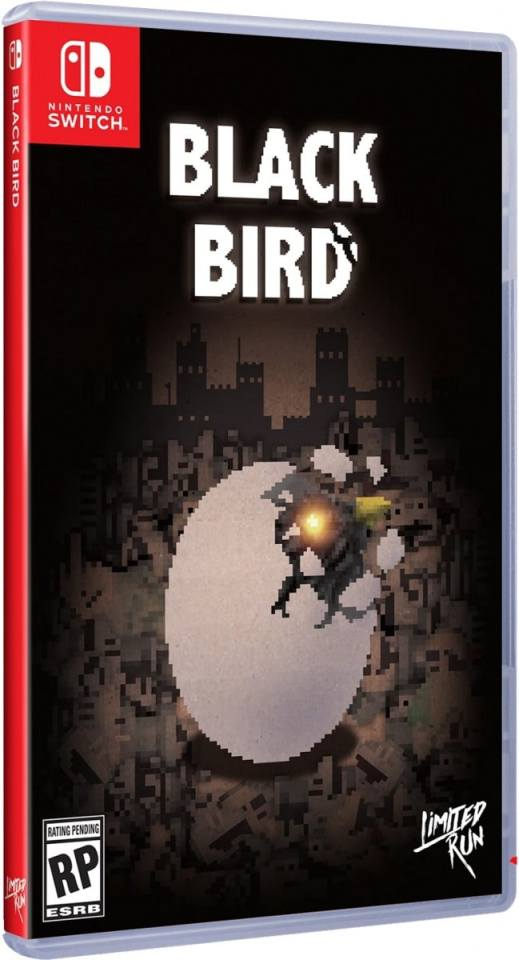 black bird standard edition physical release limited run games nintendo switch cover limitedgamenews.com