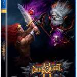 dark quest ii physical release limited run games ps4 cover limitedgamenews.com