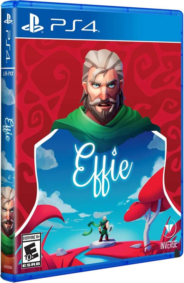 effie physical release limited run games ps4 cover limitedgamenews.com