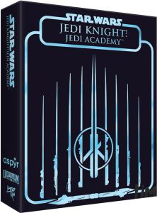 star wars jedi knight jedi academy physical release premium edition limited run games ps4 nintendo switch cover limitedgamenews.com