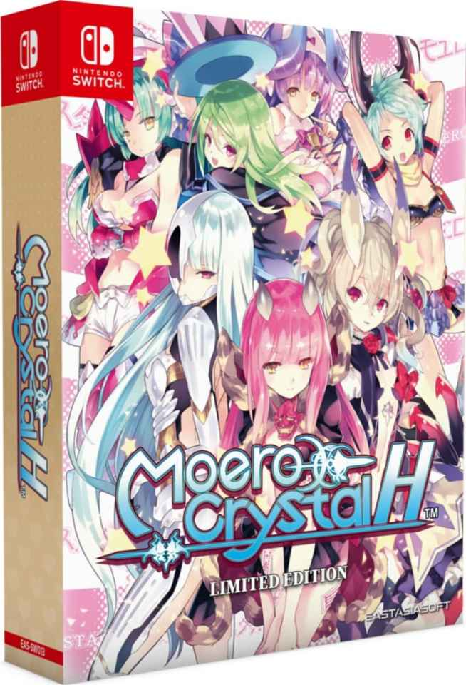 moero crystal h limited edition physical asia multi-language release eastasiasoft nintendo switch cover limitedgamenews.com