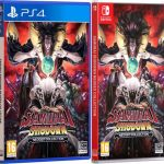 samurai shodown neo geo collection physical release standard edition ps4 nintendo switch cover limitedgamenews.com
