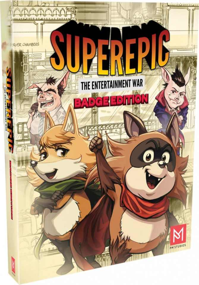 super epic physical badge edition release pm studios ps4 nintendo switch cover limitedgamenews.com