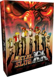 metal slug xx collectors edition physical release limited run games ps4 cover limitedgamenews.com