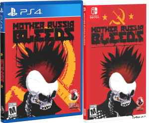 mother russia bleeds physical release standard edition limited run games ps4 nintendo switch cover limitedgamenews.com