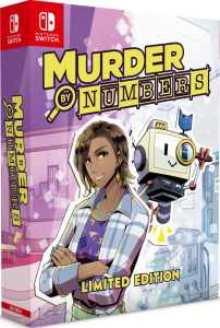 murder by numbers limited edition physical release asia multi-language release east asia soft nintendo switch cover limitedgamenews.com
