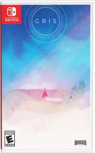 gris devolver digital physical release unnumbered re-release special reserve games nintendo switch cover limitedgamenews.com