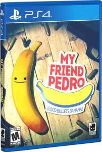 my friend pedro devolver digital physical release special reserve games ps4 limited run games cover variant limitedgamenews.com