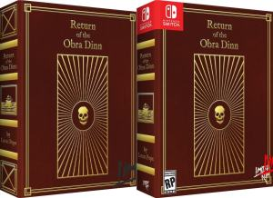 return of the obra dinn physical release limited run games collectors edition ps4 nintendo switch cover limitedgamenews.com