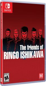 the friends of ringo ishikawa standard edition physical release pm studios limited run games nintendo switch cover limitedgamenews.com