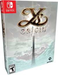 ys origin collectors edition physical release dotemu limited run games nintendo switch cover limitedgamenews.com