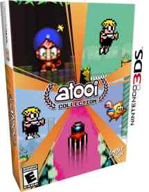 atooi collection physical release collectors edition limited run games nintendo 3ds cover www.limitedgamenews.com